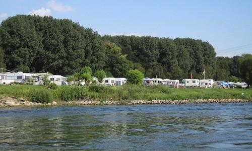 Campingplatz Baumberg Monheim